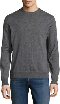 Toscano Wool Crew Sweater