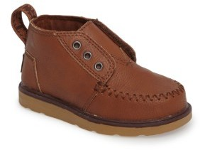 Boy's Toms Chukka Boot $45.95 thestylecure.com