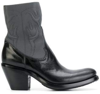 Rocco P. cowboy style boots