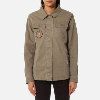 Superdry Women's Rookie 4 Pocket Patch Jacket