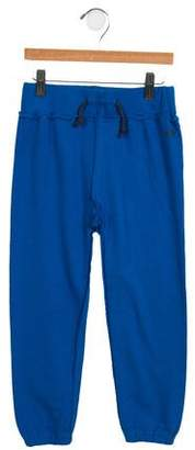 Appaman Fine Tailoring Boys' Rolled-Edge Knit Joggers w/ Tags
