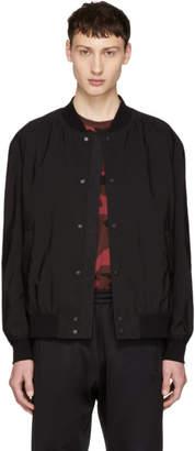 HUGO Black Boris 1831 Bomber Jacket