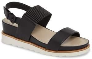 T Tahari Grace Wedge Sandal