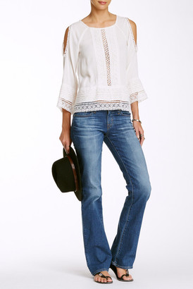 Big Star Remy Mid Rise Bootcut Jean $98 thestylecure.com