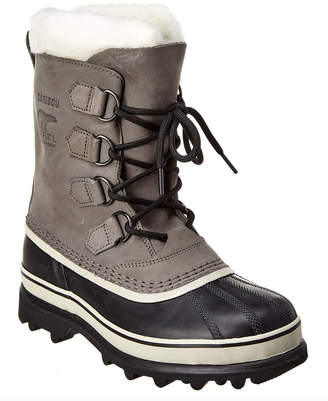 Sorel Caribou Waterproof Leather Boot