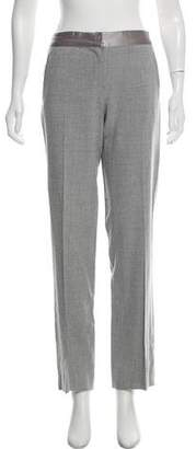 Blumarine Wool-Blend Pants
