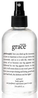 philosophy Amazing Grace Perfumed Body Spritz 8oz