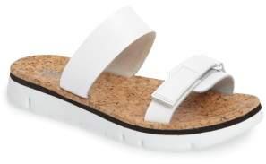 Camper 'Oruga' Two Strap Slide Sandal