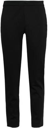 Donna Karan Cropped Ponte Slim-leg Pants