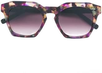 MCM tinted squared sunglasses