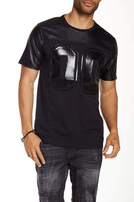Rogue Mixed Media Short Sleeve Jersey Tee