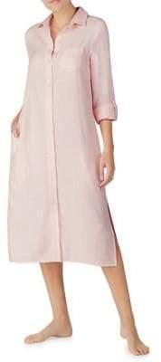 Lauren Ralph Lauren Long-Sleeve Ballet Gown