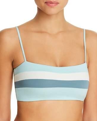 L-Space L*Rebel Stripe Bikini Top