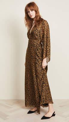 Michelle Mason Plunge Gown