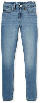 Levi's Girls 7-16) Light Wash High-Rise Super Skinny Jeans