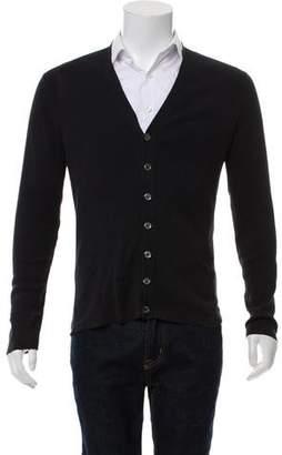 Burberry Woven Cardigan