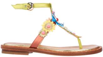 Fabi Toe strap sandals - Item 11742191IT