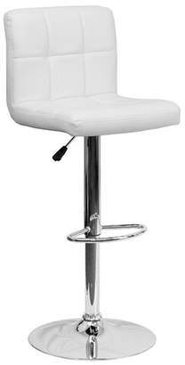 Zipcode Design Hirano Adjustable Height Swivel Bar Stool