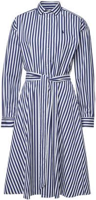 Shopstyle Lauren Ralph Cotton Dresses Uk DEHIW9Y2eb
