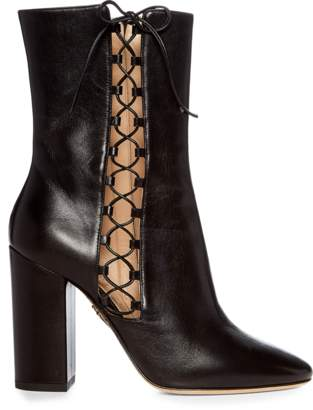 Cesare Paciotti Lace-Up Bootie