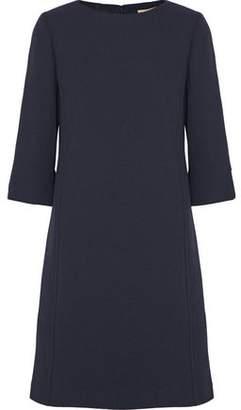 Michael Kors Stretch-Wool Crepe Dress