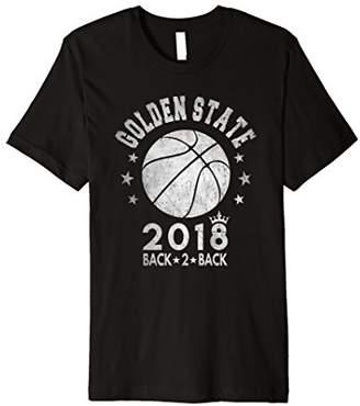 Basketball Legends Back 2 Back Golden State 2018 T Shirt