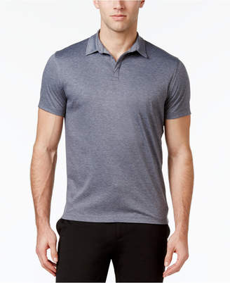 Alfani Men's Soft Touch Stretch Polo, Only at Macy's $50 thestylecure.com
