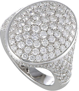Damiani 18K 1.63 Ct. Tw. Diamond Ring
