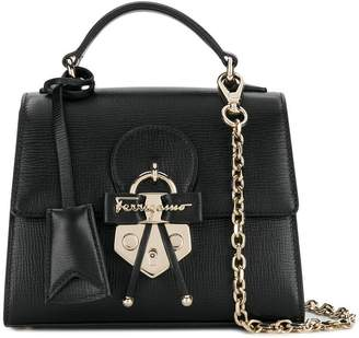 Salvatore Ferragamo Letty top handle mini bag