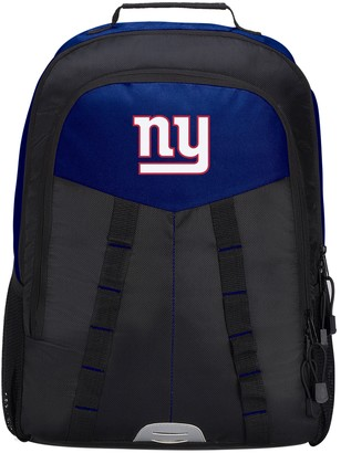 "Nfl New York Giants ""Scorcher"" Sports Backpack"