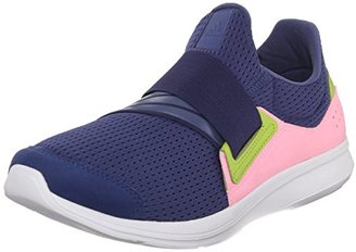 adidas Performance Women's Lite Slip-On Running Shoe $75 thestylecure.com