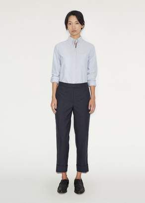 Thom Browne Classic Twill Wool Trousers $1,290 thestylecure.com