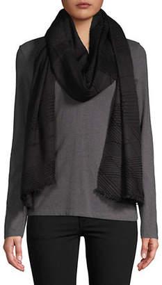 Echo Pleated Blanket Wrap