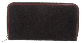 Theory Continental Travel Wallet