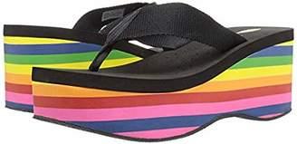 Volatile Women's Cakepop Wedge Sandal