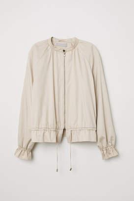 H&M Short Jacket - Beige