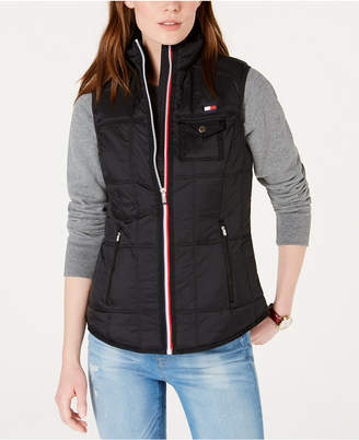 Tommy Hilfiger Quilted Puffer Vest, Created for Macy's