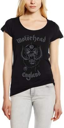 Amplified Women's Vintage Motorhead T-Shirt