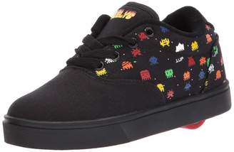 Heelys Launch Ankle-High Canvas Fashion Sneaker - 5M