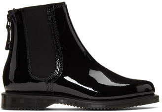 Dr. Martens Black Zillow Boots
