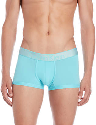 Calvin Klein Customized Stretch Microfiber Low-Rise Trunks