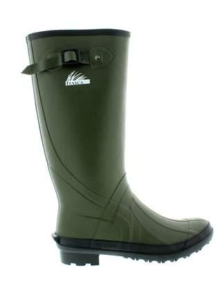 Itasca Men's Waterproof Swampwalker Classic Chore Removable Liner Size 9 Rain Boot