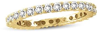 LeVian Suzy Diamonds Suzy 14K 0.50 Ct. Tw. Diamond Eternity Ring