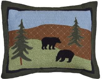 Donna Sharp Bear Lake Standard Sham