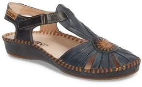 PIKOLINOS 'P. Vallerta' Leather Flat
