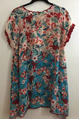 Johnny Was Floral Tunic