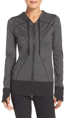 Women's Zella 'Hannah' Hooded Jacket $99 thestylecure.com