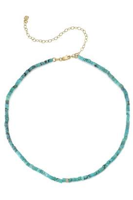 Sydney Evan Rectangle Bead Necklace