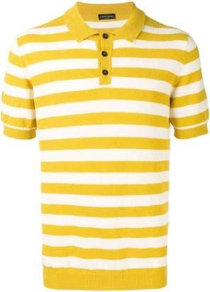 592814f2 Yellow Stripe Polo Shirt - ShopStyle UK