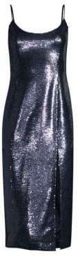 Rag & Bone Misha Collection Avery Sequin Slip Dress